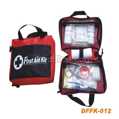 Home/car/outdoors first aid kit » DFFK-012