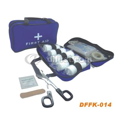 Home/car/outdoors first aid kit » DFFK-014