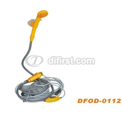 Battery powered portable shower » DFOD-0112