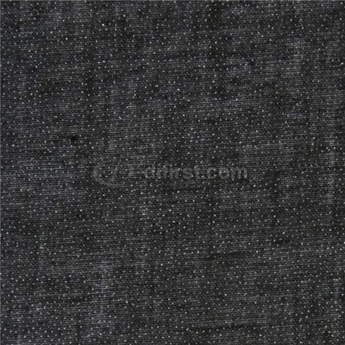 Woven Double Dot Fusible Interlining » 5850 Black