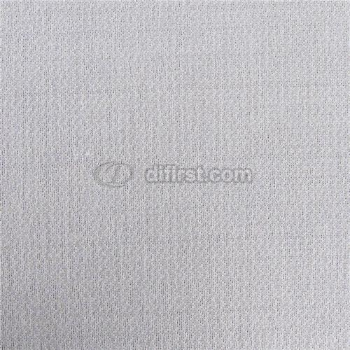 Woven Double Dot Fusible Interlining » W75 White