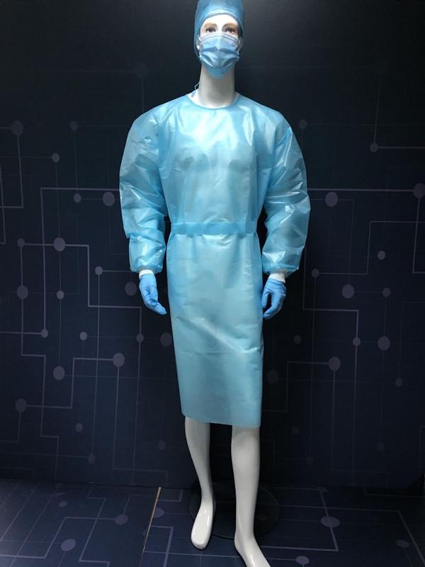 Surgical Gown Level 2 » DFCO-0120